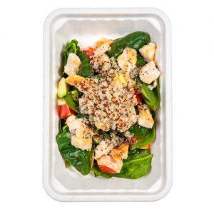 Фитнесс салат